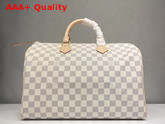 Louis Vuitton Speedy 35 Damier Azur N41369 Replica