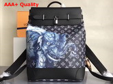 Louis Vuitton Steamer Backpack Monogram Other Encre M54126 Replica