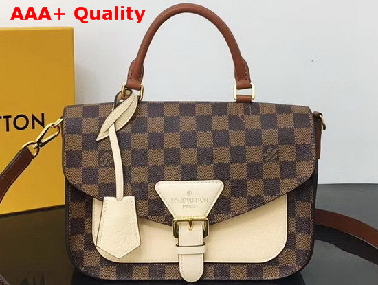 Louis Vuitton Trendy Crossbody Bag Creme N40148 Replica