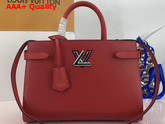 Louis Vuitton Twist Tote Epi Coquelicot M54811 Replica