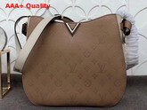 Louis Vuitton Very Hobo Sesame Cream Replica