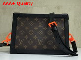 Louis Vuitton Virgil Abloh Box Bag Monogram Canvas Replica